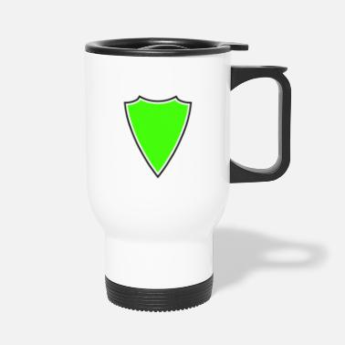 Shield shield green - Thermosbeker