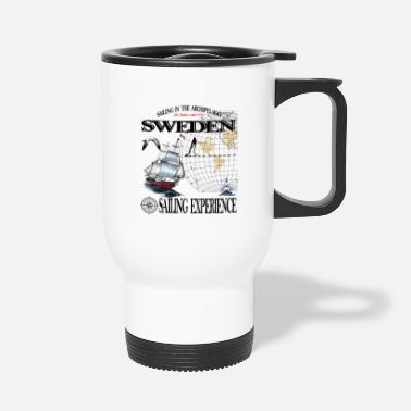 Sweden Sweden-Sweden - Travel Mug