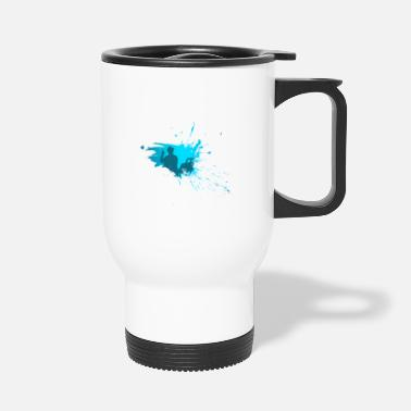 Sit Painter sit - painter sitting - Travel Mug