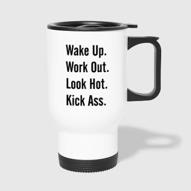 Kick Ass - Travel Mug