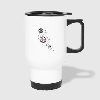 Romantic bubbles - Travel Mug