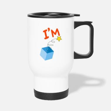 Surprise Je suis une surprise - Mug isotherme
