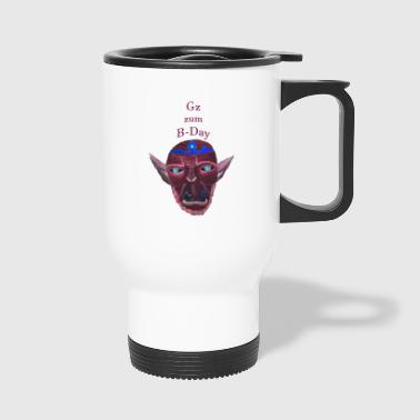 Orc B Day - Travel Mug