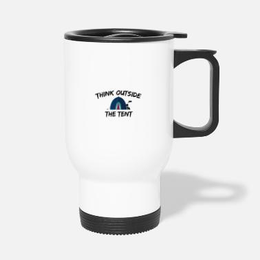 Camping camp - Travel Mug
