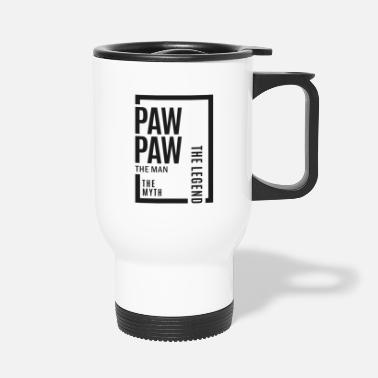 Paw Paw Paw The Legend - Travel Mug