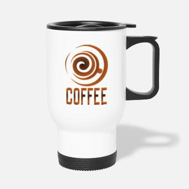 Coffee Coffee, coffee-coffee fans - Travel Mug