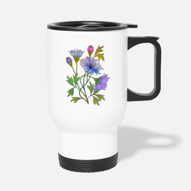 Best Flowers - Travel Mug