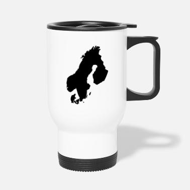 Scandinavia Scandinavia - Travel Mug