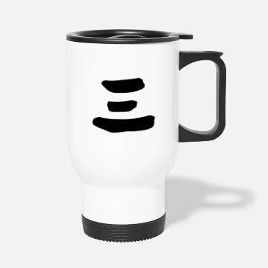 Three Three - Travel Mug