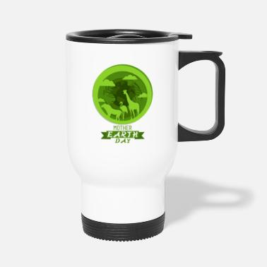 Planeta earth day 35 - Taza termo