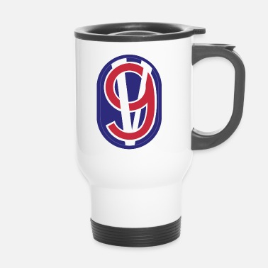 Training 95th Training Division - Mug thermos
