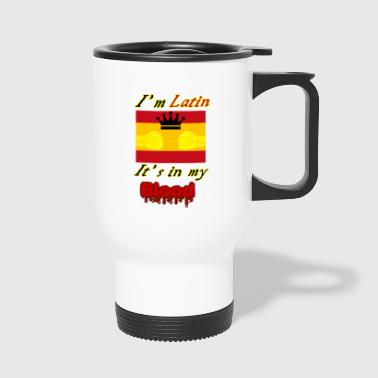 Latin fighter - Travel Mug