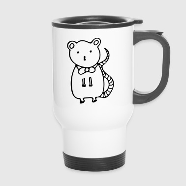 Mouse - Travel Mug