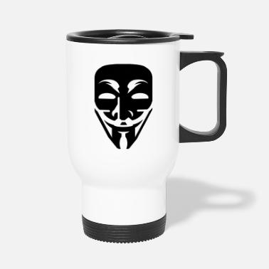 Anonymous anonymous - Travel Mug