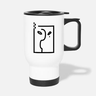 Laughter Laughter & Tears - Travel Mug