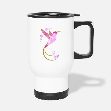 hummingbird effect - Travel Mug