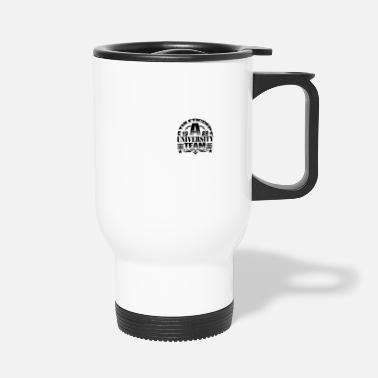 Athleticdept 1889 equipo universitario - Taza termo