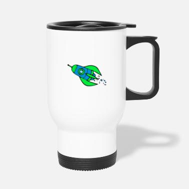 Missile Missile design - Travel Mug