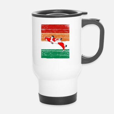 Koi koi - Travel Mug
