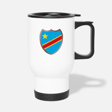 Democrat Democratic Republic of the Congo - Travel Mug