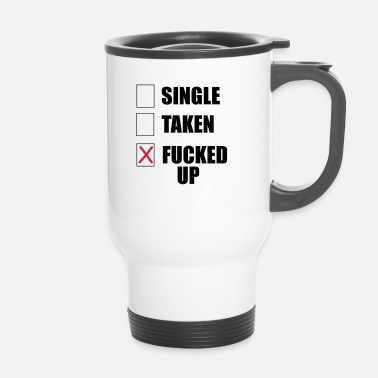 Taken taken - Travel Mug