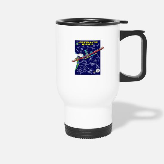Wars Mugs et récipients - Satellite Wars - Mug isotherme blanc