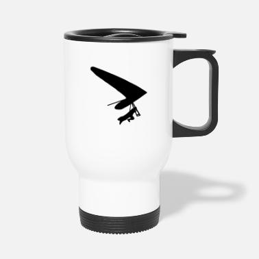 Hang Glider Hang - glider - Travel Mug