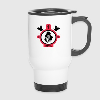 Devil / devil - Travel Mug