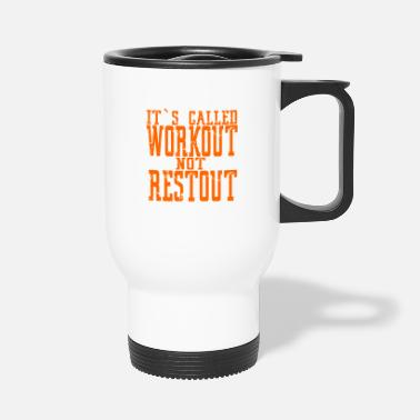 Entraîneur Entraîneur de fitness Entraîneur - Mug isotherme