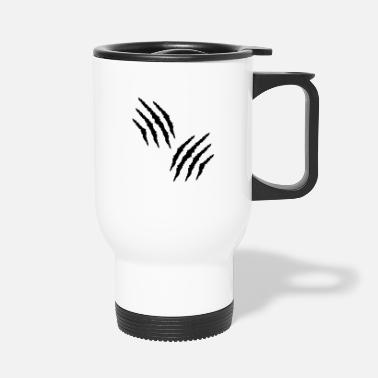 Scratch Scratch - Travel Mug