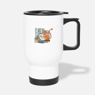 Animal Animator animation animator - Travel Mug