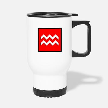 Aquarius - Travel Mug