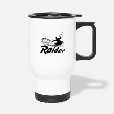 Raider Raider - Travel Mug