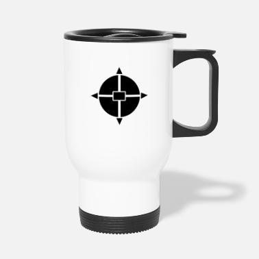 Stylish Stylish logo - Travel Mug
