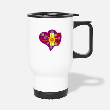 Superguay IN_LOVE_CUORE - Taza termo