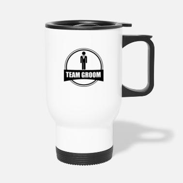 Stag Do TEAM GROOM - Stag do - Travel Mug