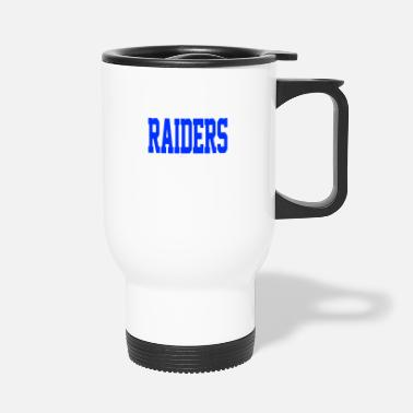 Raider Stevens Raiders with horse - Travel Mug