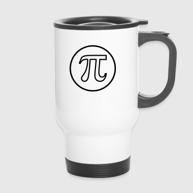 Pi Day PI pi dag - Thermo mok