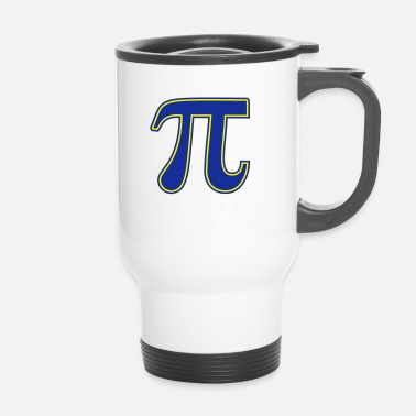 Pi Pi Day PI pi dag - Thermo mok