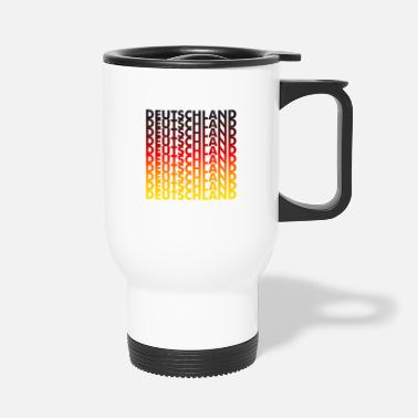 Germany Germany! Germany! Germany! - Travel Mug