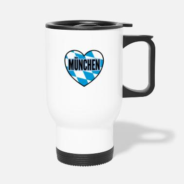 Munich city gift - Travel Mug