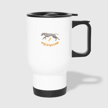 Greyhound - Travel Mug