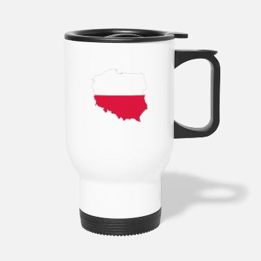 Bainderas Poland - Travel Mug