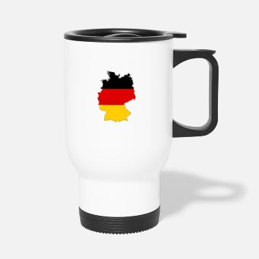 Bainderas Germany - Travel Mug