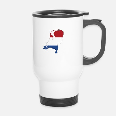 Netherlands Netherland - Travel Mug