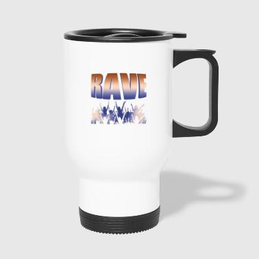 Techno Raver Raver Electric DJ - Tazza termica