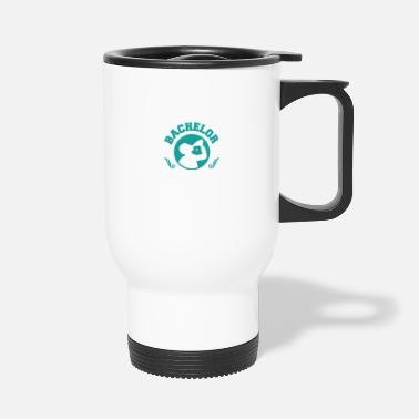 Young Persons THE YOUNG PERSONALIZED T SHIRT GIFT VERLOBTER - Travel Mug