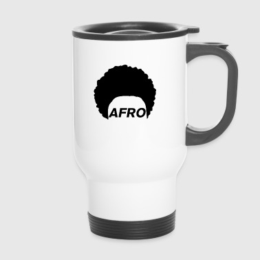 Afro - Thermobecher