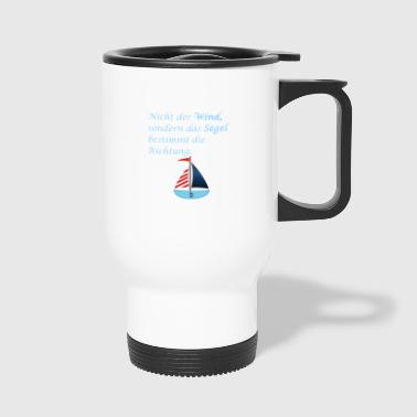 wind - Travel Mug