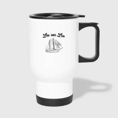 Lee devant Luv - Mug thermos